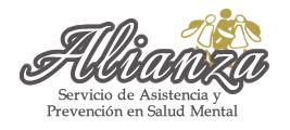 Equipo Alianza : Expertos en Salud Mental Logo